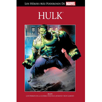 Coleccion Salvat Marvel Heroes - Hulk