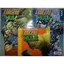 Ultimate Lobezno Vs. Hulk * 3 Revistas * Panini * Oferta!! *