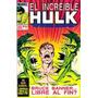 El Increíble Hulk #2 - Ed. Pavón - Argentina 1993