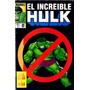 El Increíble Hulk #4 - Ed. Columba - Argentina 1995
