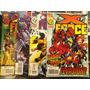 X Force, X Men Marvel Comix Forum