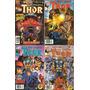 4 Marvel Comics Thor Nuevos Usa ,en Inglés, Precio X El Lote