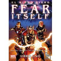 El Miedo Mismo (fear Itself) Vol 1