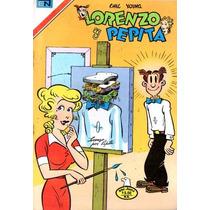Revista Lorenzo Y Pepita 2-601 - Novaro 1 Junio 1981