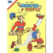 * Lorenzo Y Pepita Ed Novaro Año 27 N° 2-557 19x14 1979