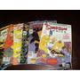 Colección Simpson Comics Historietas Bongo