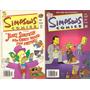 Marvel Simpsons #41y45 Bongo Comics Usa En Ingles, Unicas!