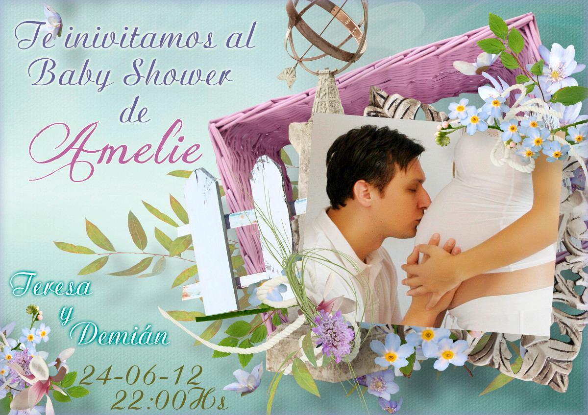 Baby Shower Invitaciones Originales ~ Invitaciones para baby shower originales imagui