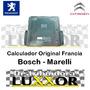 Calculador Peugeot / Citroen 100% Original Bosh - Marelli