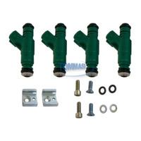 Kit Inyectores Bosch - Vw Gol / Polo / Quantum/ Saveiro 1.6
