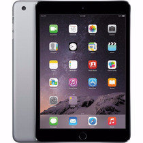 Apple Ipad Mini 3 Retina 16gb Wifi Nuevo Sellado