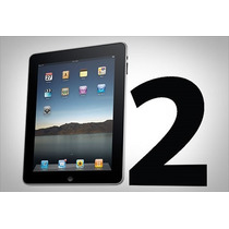 Apple Ipad 2 - Wi-fi + 3g - 64 Gb Negro - Como Nuevo!!!
