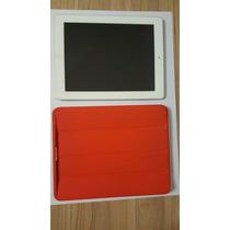 Ipad 3, 16gb+ Funda Apple® Magnetica+ Funda+lapiz Optico