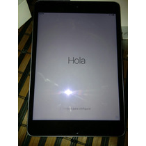 Apple Ipad Mini 4 Space Gray De 16gb Wifi + Funda! Nueva!!
