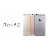 Apple Iphone 6s 64gb Libres + Gtia 1 Año En Stock Factura