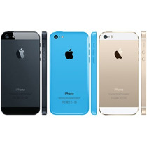 Apple Iphone 5c 8gb 4g 1gb 8mp 4pulg Nuevo Libre Caja Gtia
