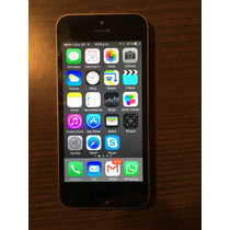 Iphone 5s 32 Gb Negro + Battery Case Mophie Negro