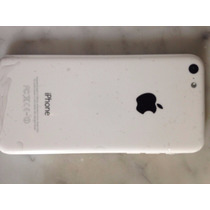 I Phone 5c Apple 32gb Liberado Color Blanco Usado 1 Mes