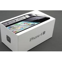 Apple Iphone 4s, Liberado Y Con Garantia, En Caja Sellada