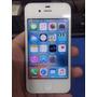 Apple Iphone 4s 16gb Blanco Libre + Permutas