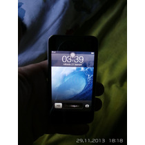 Ipod Touch 4g 8gb Casi Sin Uso Impec. En Su Caja
