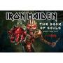 Entradas Iron Maiden, Preferencial Primera Fila D, 15 De Mar