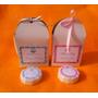 Souvenir 15 Cajas Con Jabones Personalizados B. Shower Bodas