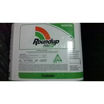 Roundup Full Ii. El Más Potente Herbicida. El Fortín