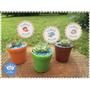 Minimaceta Con Suculentas/cactus Souvenirs Personalizados