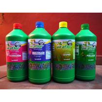 Vitaflor - Fertilizante Para Cesped -1 Litro - Jardinurbano