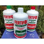 Tri Pack Fertifox Follaje Floracion Potenciado 1 Litro