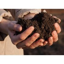 Bolsa Tierra Abonada Con Compost Orgánico ¡especial Huertas!