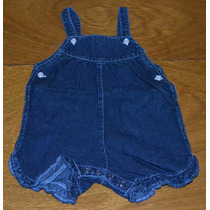 Jumper Jean Junior Pima Nena 3-9 Meses Little Treasure