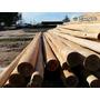 Poste De Eucaliptus Impregnado Diametro 15 A 16 Cm