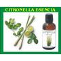 Citronela Aceite Esencial De Citronella 30 Ml