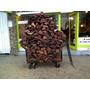 100kg Leña Quebracho Colorado,campana,astillado,calefaccion