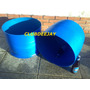 Tacho Tanque De 110 Litros Plástico Azul Excelente Calidad !