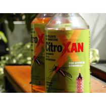 Citronela Citroxan Repelente Para Antorchas 1 Lts - Olivos