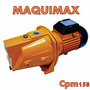 Bomba Centrifuga Autocebante Cpm158 Lusqtoff En Maquimax!!