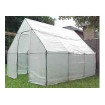 Nylon Invernadero 6 M Ancho X 200 Micrones Reforzado Plantas
