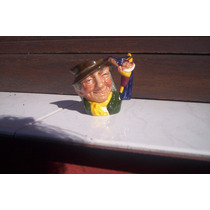 Excelente Jarra Royal Doulton Punch And Judy (miniatura)