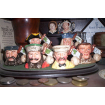 Set De Jarras Royal Doulton The Explorers Set De Tinies