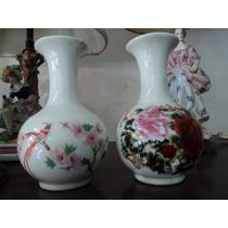 Floreros De Origen Chino