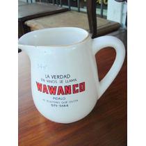 345 B-jarra De Vino Wawanco De Coleccion