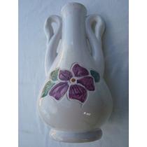 Florero Jarron Ceramica 28cm Esmaltado Consulte Envio Gratis