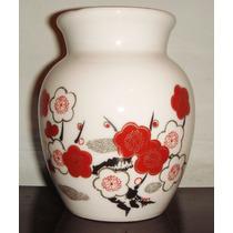 Jarron De Porcelana Sato Estilo Japones - Zona Oeste
