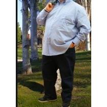 Jeans Hombre Talles Grandes 50 Al 74 Excelente Confeccion