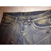 Pantalon De Jean Mujer Marca Octanos