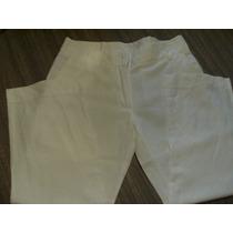 Pantalón Akiabara Color Blanco Talle 3
