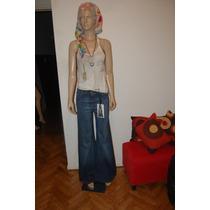 Maria Cher Pantalon Seventys Brandon Super Oxford Nva Colecc